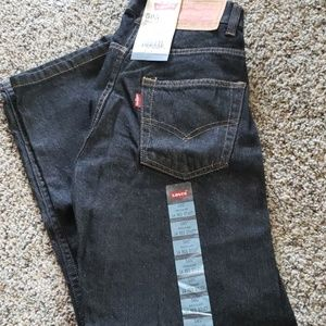 Boys Levi Jean's new with tag